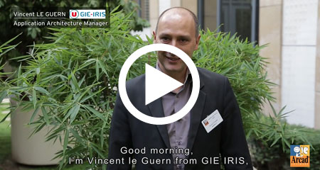 Vincent Le Guern from System U – GIE IRIS – Customer Experience