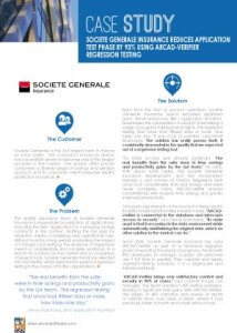 Customer Case Study Societe Generale