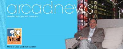 ARCAD Newsletter April 2014