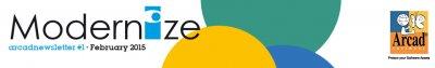 ARCAD Newsletter February 2015