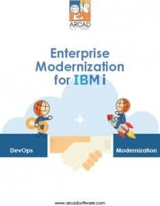 Modernization on IBM i Brochure