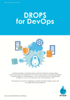 Multi-Platform & Open Source Development Tools in a Traditional IBM i Environment White PaperWhite Paper « Drops for DevOps »