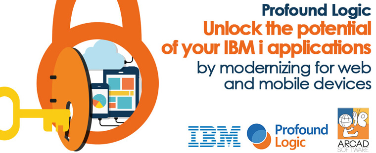 Unlock the potential of your IBM i applications by modernizing for web and mobile devices