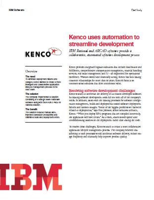 Customer Case Study Kenco