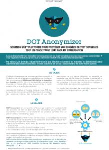 DOT Anonymizer Datasheet
