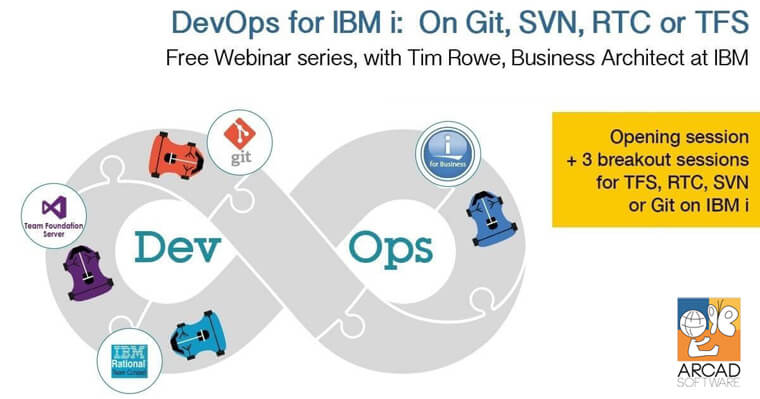 DevOps for IBM i: On Git, SVN or Visual Studio TFS