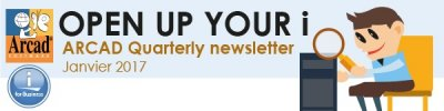 ARCAD Newsletter - January 2017