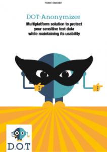 DOT-Anonymizer Datasheet