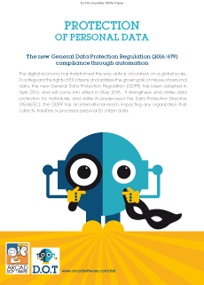 Protection of personnal Data - White Paper thumbnail