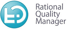 Rational Quality Manager logo