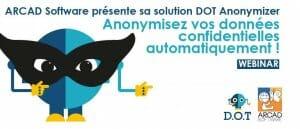 DOT-Anonymizer Webinar