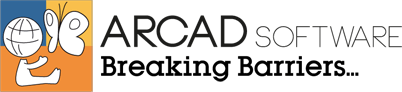 ARCAD Software Retina Logo
