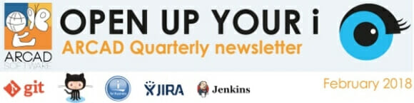Newsletter Banner - Open up your i