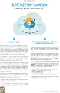 ARCAD for Enterprise Devops Datasheet