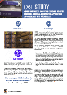 Success Story GEODIS
