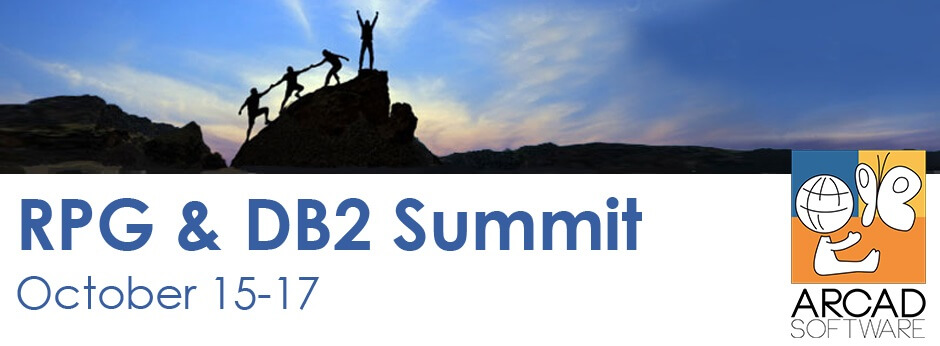 Banner Common RPG et DB2 Summit- 2019